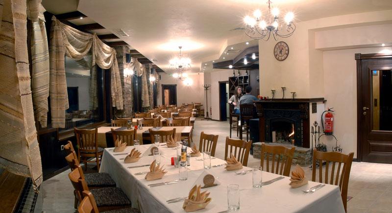 Restaurant A'lacard
